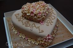 Wedding hantaran cake | Flickr - Photo Sharing!