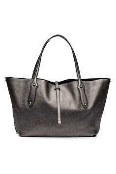 b92652837c89 Small Isabella Tote Anthracite