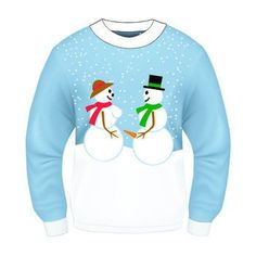 Christmas Sweater-- Ugly Christmas Sweater!!-- Christmas Costume-- Choose Your Style!! (Xlarge 48, Snow Couple) Penny Lane Gifts,http://www.amazon.com/dp/B009PO6IWQ/ref=cm_sw_r_pi_dp_mbqXrb08SH2VPPH9