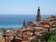 Menton, the Pearl of France