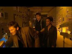 """Doctor Who - Outtakes/Bloopers (Tenth Doctor/David Tennant) A part of me is like """"Oh~ Tennant you cutie, I love you"""" and the other is like """"NONONONO I'M SEXUALLY ATTRACTED TO ASIANS"""" so I'm confused."""