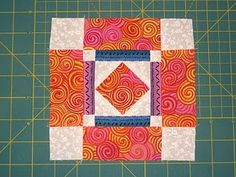Nearly Insane Quilts: Block 96