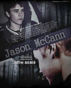 Justin Bieber - Jason McCann [Fanfic Cover]. by iPatriciaBieber