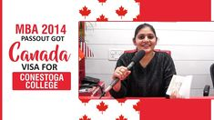 MBA 2014 Pass-Out got Canada Visa for Conestoga College Best University, Student Success, How To Apply, Canada, College, Education, University, Teaching, Onderwijs