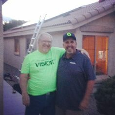 We love it when customers become friends Our energy advisors are friendly and helpful see for yourself why our customers love Vision Solar #solarpower #goinggreen #solar #sun #power #greenlivng