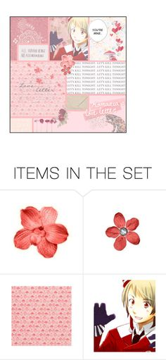 """""""Romania's love letter~"""" by akihabara ❤ liked on Polyvore featuring art"""