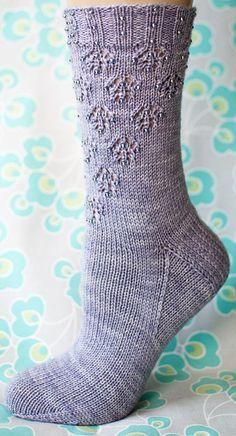 Dewdrops Socks