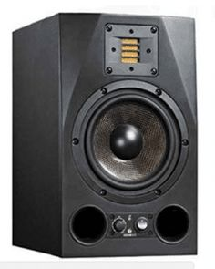 Adam Active Studio Monitor (Single) (Used) Desktop Speakers, Big Speakers, Monitor Speakers, Monitor Stand, Studio Speakers, Equipment For Sale, Audio Equipment, Room Acoustics, Speakers