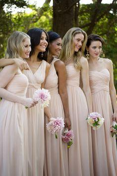 Brideside makes bridesmaid dress shopping fun! http://www.stylemepretty.com/southwest-weddings/2015/02/04/brideside-a-discount-3/