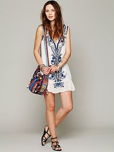 Free People - Crazy For Love Dress