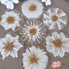 Resin Starter Kit - Clear Bloom Effect Coasters – Just4youonlineUK Ltd Epoxy Resin Art, Diy Resin Art, Diy Resin Crafts, Acrylic Resin, Resin Molds, Resin Pour, Resin Art Supplies, Diy Resin Projects, Colossal Art
