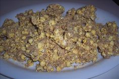White Chocolate Peanut Butter Popcorn Munch from Food.com: A sweet, cruncy, munchy snack for a party or movie night.