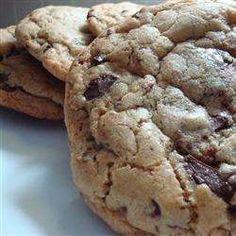 Les meilleurs biscuits géants aux pépites de chocolat