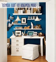 Bermuda Blue by Benjamin Moore