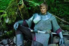 Good to Be King: Bradley James Talks Arthur and Return of Merlin