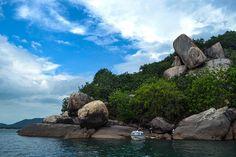 Lizard Island, Lake Malawi
