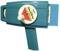 Walt Disney Movie Viewer marketed in 1976.