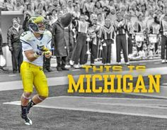 Twitter / UofM_Football_: Picture of @TheRealDileo I ...