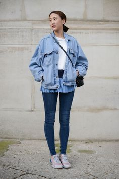 Double denim should feature heavily on your must-wear-this-season list. Here's how to do it!