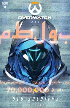 Next Overwatch Comic Stars New Character Ana The eighth issue of Blizzard's Overwatch comic - 'Old Soldiers' - is dropping for free on July 21 and continues the story of new character Ana introduced in issue 7. Here's your first look at its cover plus an interior page. Continue reading https://www.youtube.com/user/ScottDogGaming @scottdoggaming