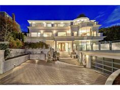 Most Expensive House In Vancouver December 2013 (PHOTOS)