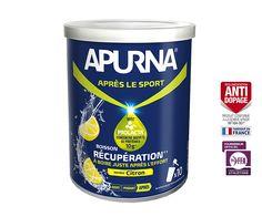 [Récupération] Boisson de récupération poudre citron | Apurna