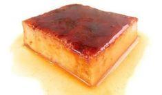 Pudin de pan, una receta casera para aprovechar pan del día anterior. Con ingredientes baratos y fáciles de encontrar. Fundente caramelo y aroma de canela
