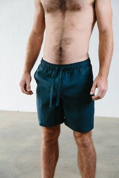 a7096311f The Trigg Shorts are a basic, casual pair of shorts finishing above the  knee.