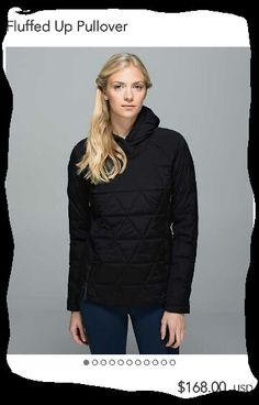 Lululemon Fluffed Up Pullover