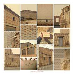 Since 1998 the Web Atlas of Contemporary Architecture Santa Maria, Traditional Frames, Photography Themes, Adaptive Reuse, Contemporary Architecture, Brick Wall, Facade, Landscape, Building