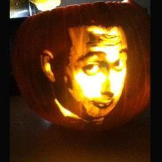 peewee hermin pumpkin