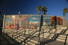 Huntington Beach, California, diciembre 2013