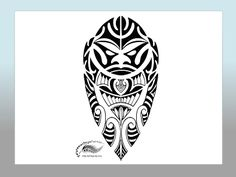 Polynesian Style Tattoo Designs Page Six