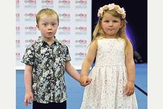 Six-year-old Caterham boy with Down's syndrome breaks into modelling world | Surrey Mirror