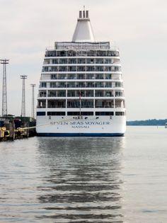 Regent six star cruising- luxury:0)