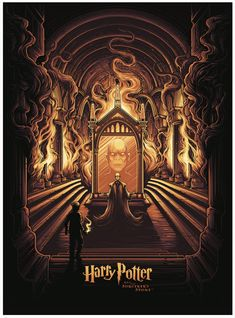 """Harry Potter and the Mirror of Erised Art Print 18"""" x 24"""""""