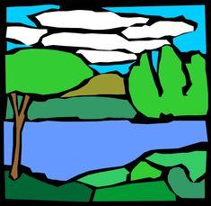 stream clipart clipart panda free clipart images gifts rh pinterest com lake clip art free lake clipart public domain