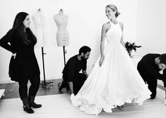 Mary Katrantzou Branches Out into Bridal