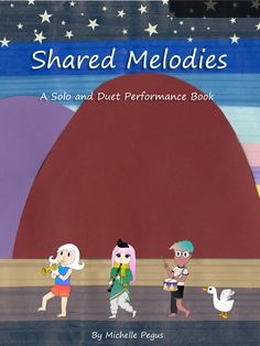 Shared Melodies - Various Instruments Solo Music, Teacher Books, New Bands, Teaching Music, Book Design, Acting, Instruments, Family Guy, Student