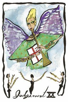 Judgement Tarot Cards - Vogue.it