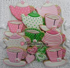 Flour Box Bakery — Teacups and Teapots