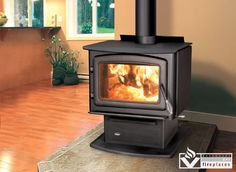 The Enviro 1700 wood stove is EPA approved, robust, and offers clean efficient heat. With up to 74,000 BTUs at 75% efficiency, you will enjoy looking through the large viewing glass, kept clean by the ultra strong air wash. Choose from the step top or the flat top body style, gold and nickel options, and pedestal or legs.
