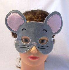 Image result for mouse face mask
