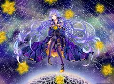 Stardust Vocaloid by WillyWonka2703.deviantart.com on @DeviantArt