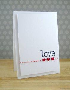 51 unforgetable valentine cards ideas homemade