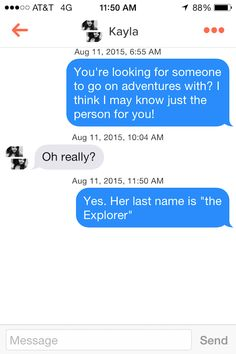 This Person Is Trolling Women With The Most Bizarre Tinder Convos Ever