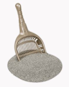 Dosckocil (Petmate) CDS50238 Booda Cat Litter Scoop, Large, Titanium * You can get additional details at the image link.