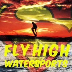 Unleash the #superhero within. #Flyboard #Hoverboard #FlyHighNJ #superman #nj #NewJersey #lakehopatcong #hoboken #morristown #nyc #newyork #tristate
