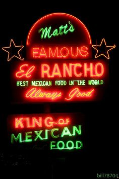 Your favorite Austin hangouts suggested by our Facebook Friends -   Matt's Famous El Rancho