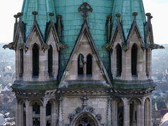 UAV - Vermessung des Naumburger Doms in Sachsen-Anhalt